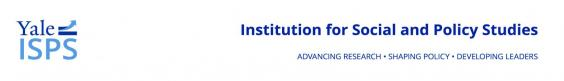 Institution for Social and Policy Studies logo